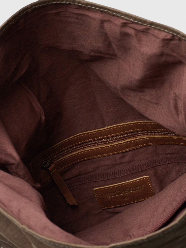 Jack Canvas Back Pack