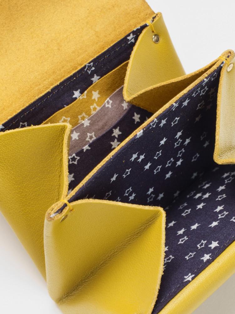 Kate Leather Envelope Purse