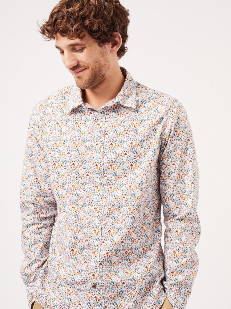 Bark Dog Print Shirt