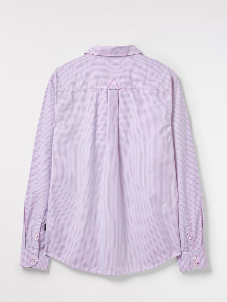 Any-wear Stripe Shirt