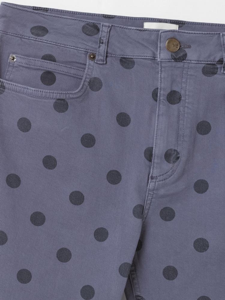 Spotty Skinny Jean