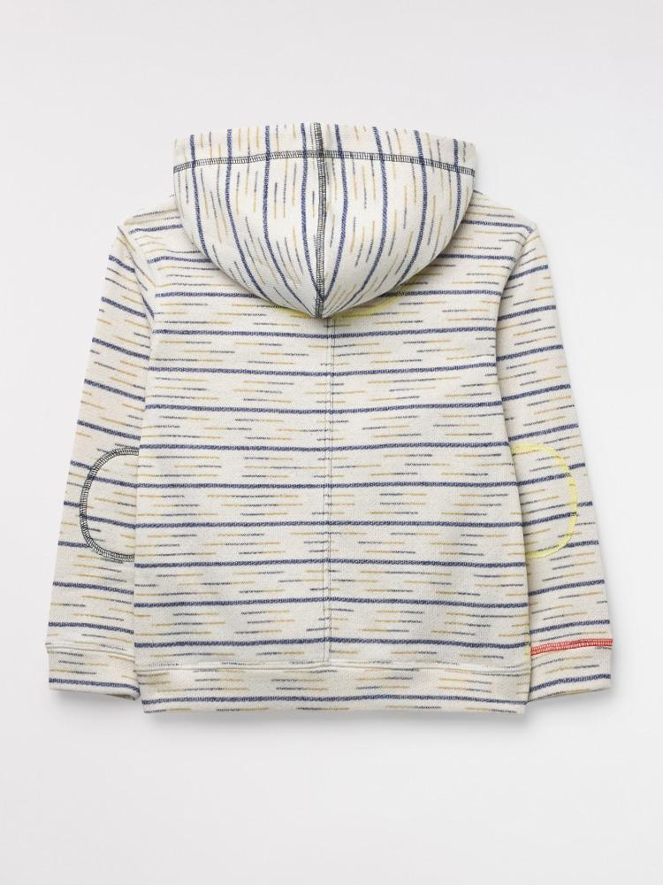 Yoko Jersey Hooded Sweat