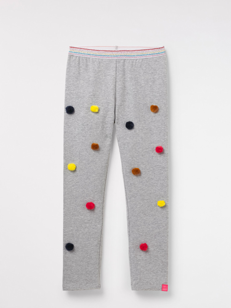 Luna Pom Leggings