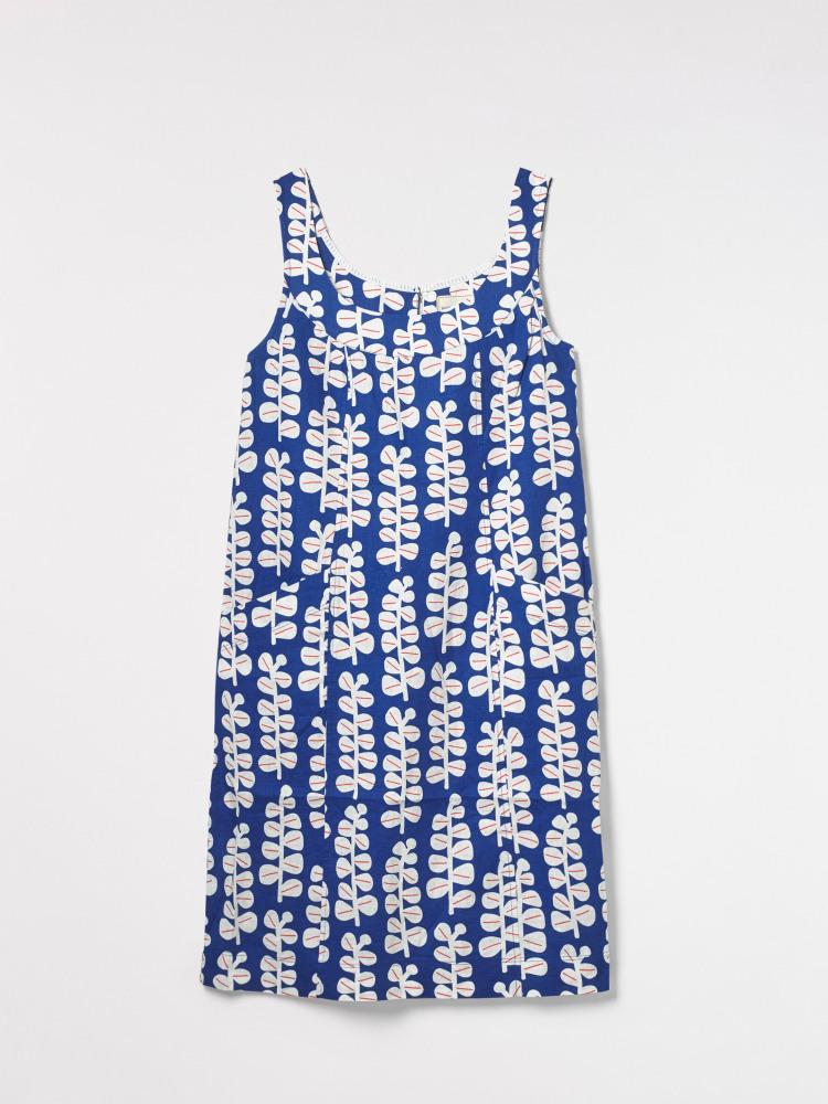 Elsa Linen Dress