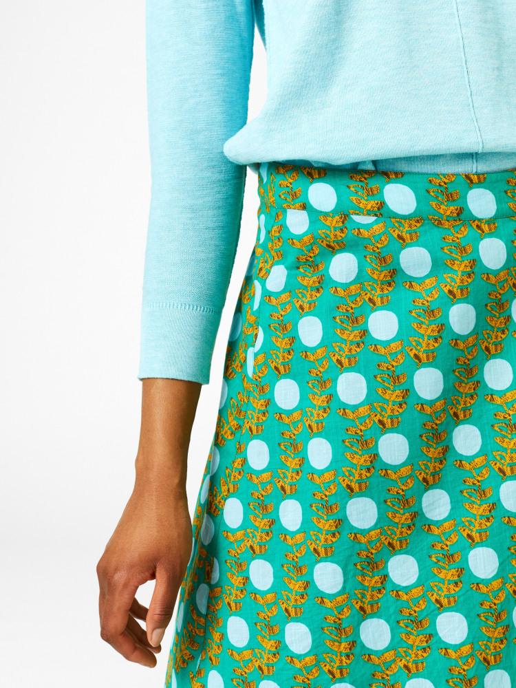 Aster Reversible Skirt