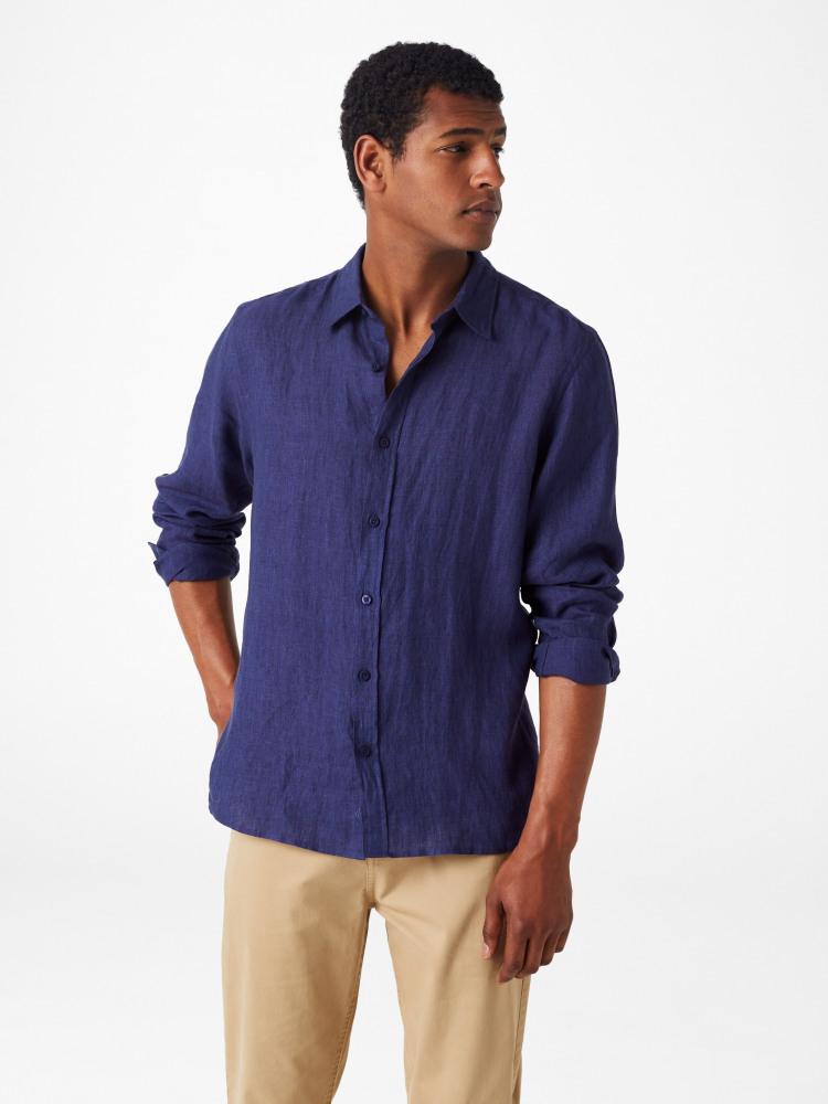 Lymington Linen Shirt