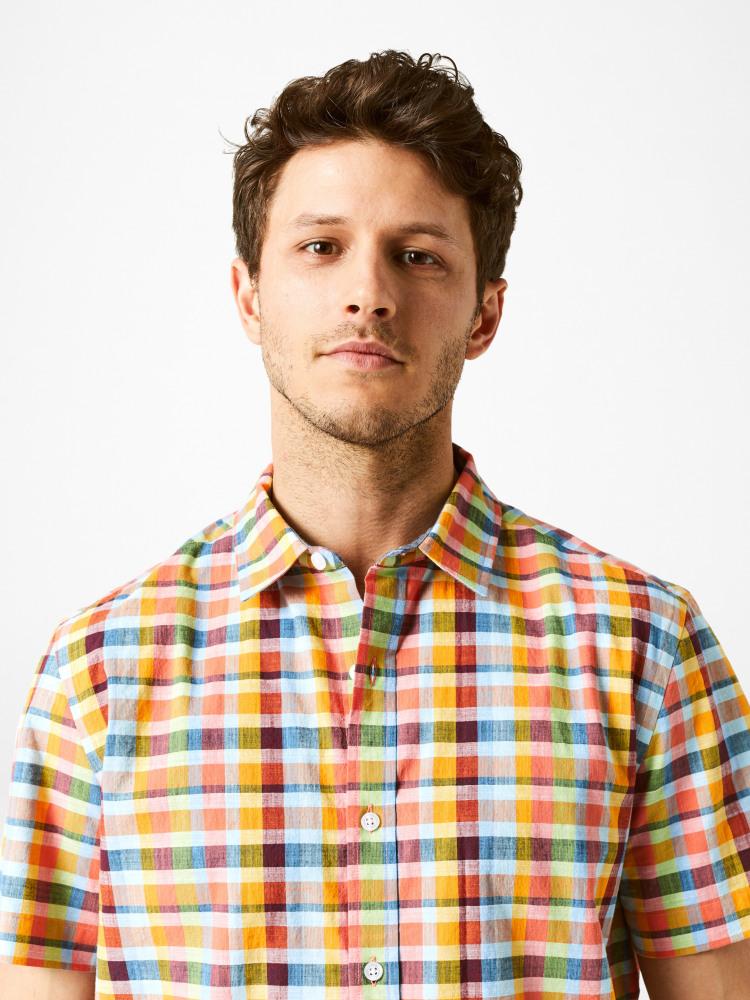 Anerley Check Shirt