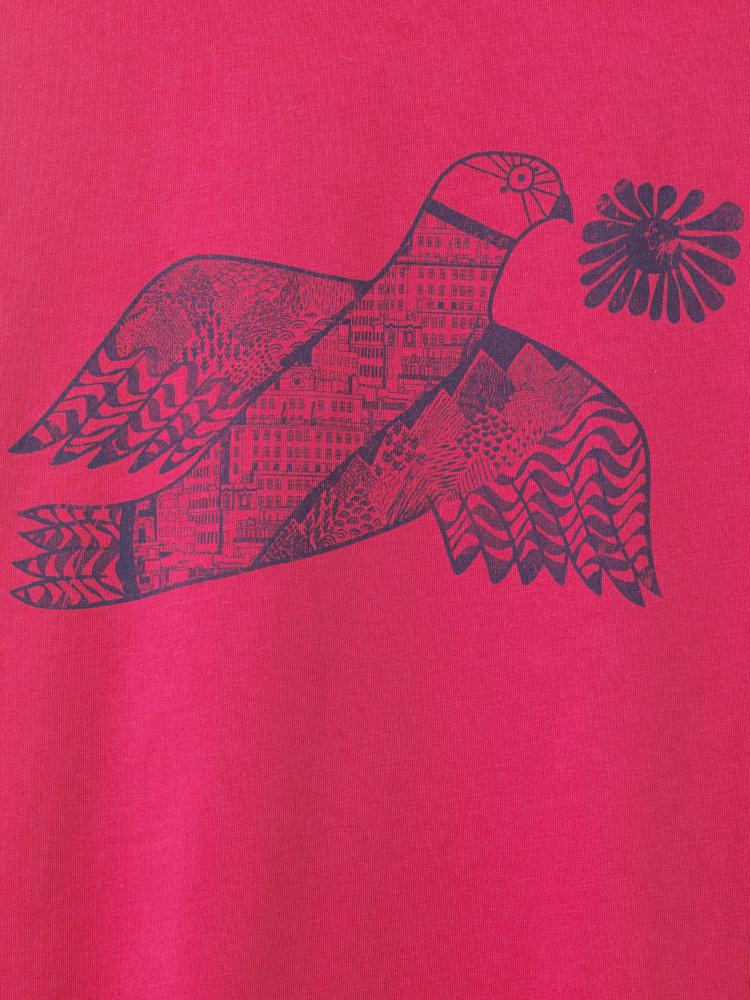 Bird Graphic Tee