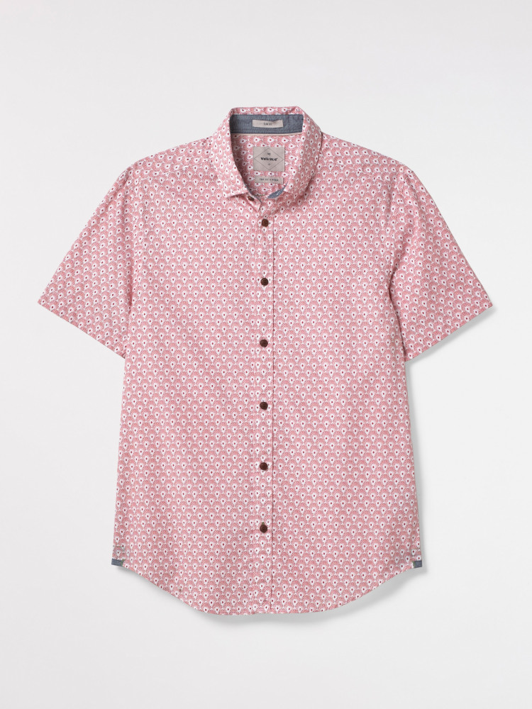 Weenen Geo Print Shirt