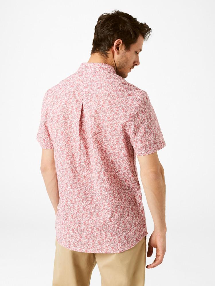 Daisy Print Shirt
