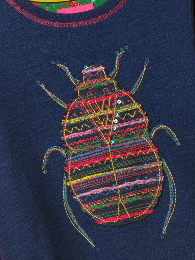 Bella Beetle Jersey Sweat