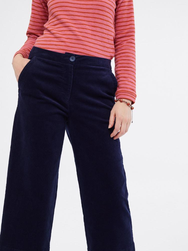 Arne Cord WideLeg Crop Trouser