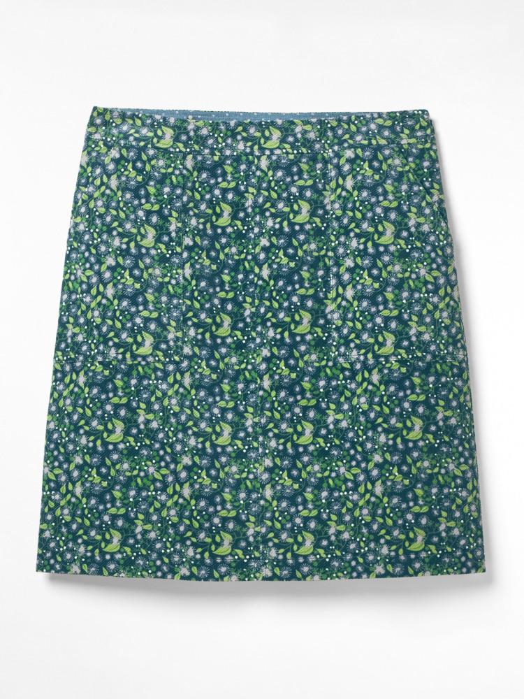 Clocktower High Tide Skirt