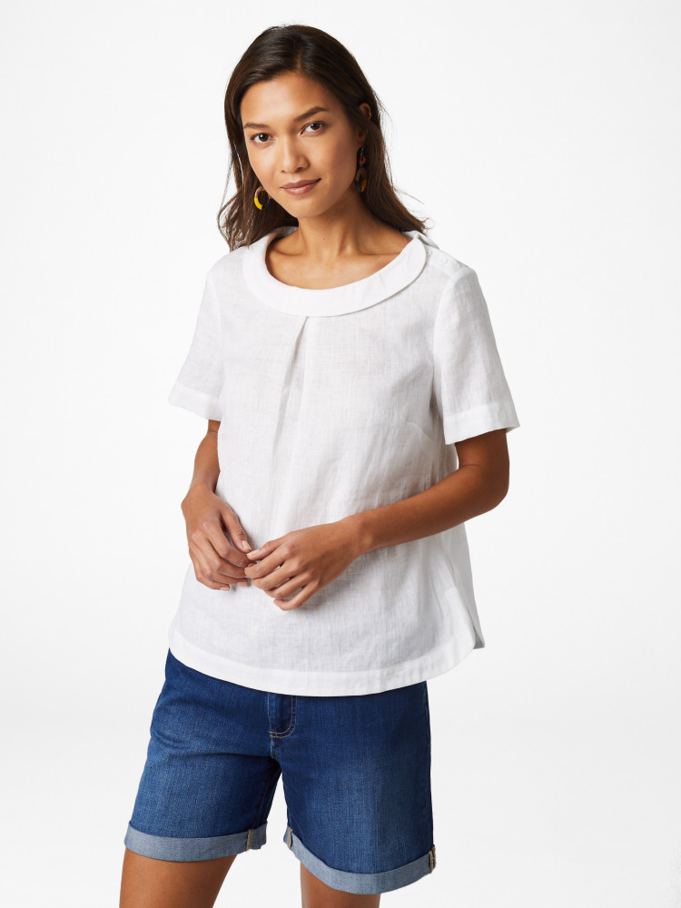 Lily Linen Top