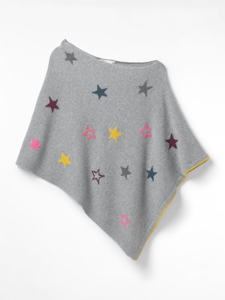 Paper Stars Poncho