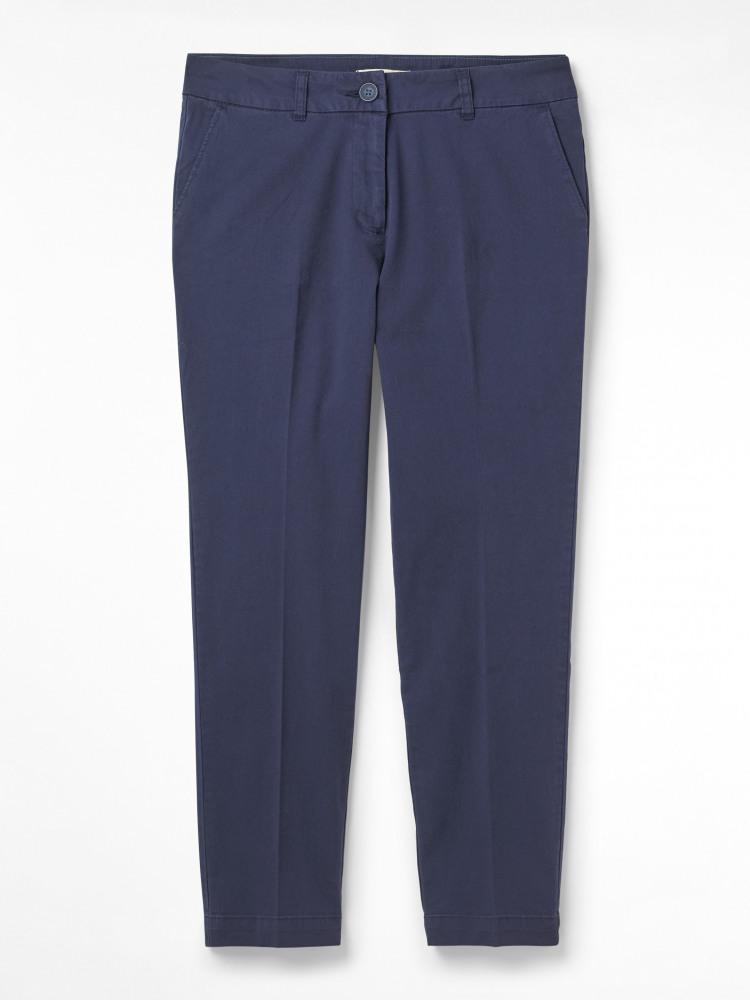 Sussex Cotton 7 eighths Trouser