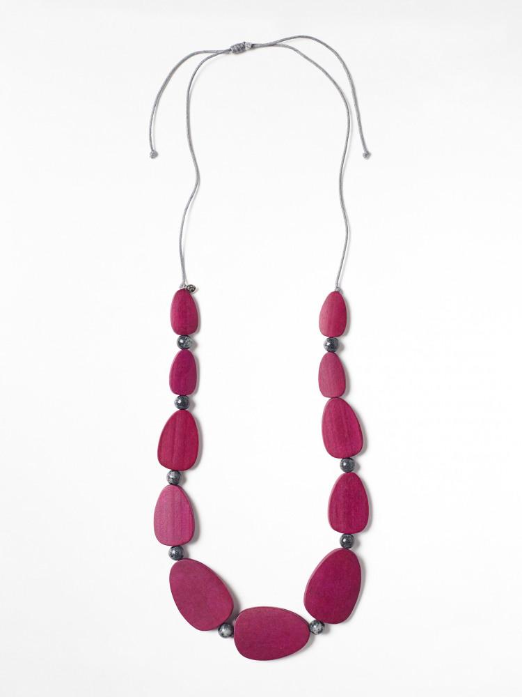 Karas Wood Necklace