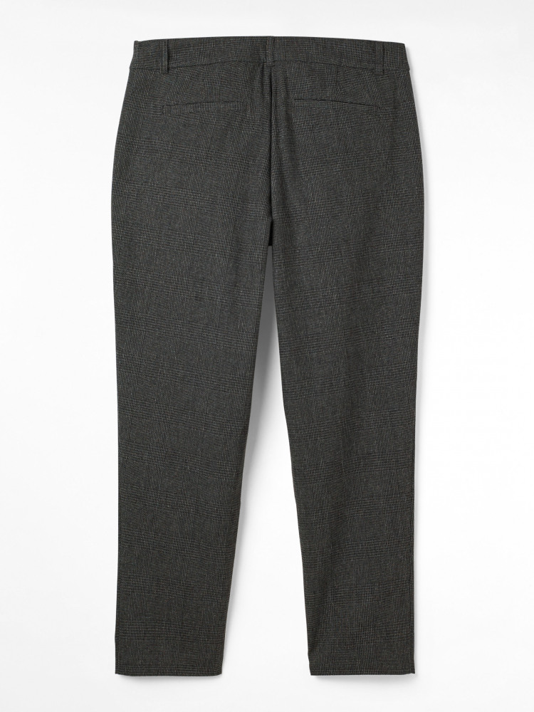 Sussex Check 7/8 Trouser