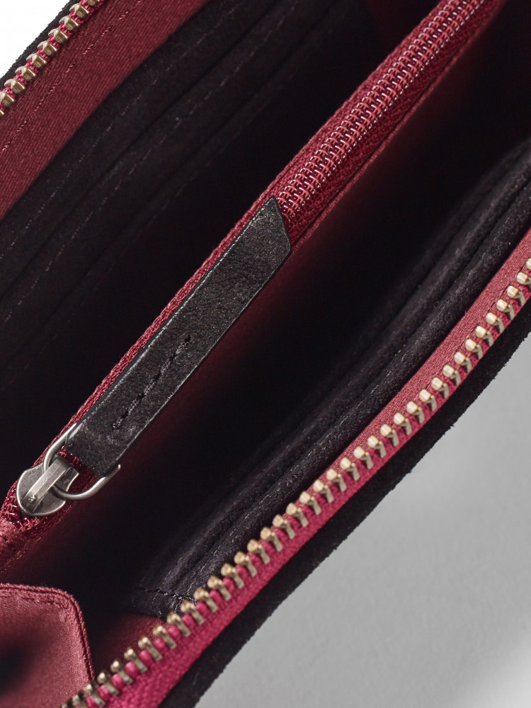 Lana Spot Leather Purse
