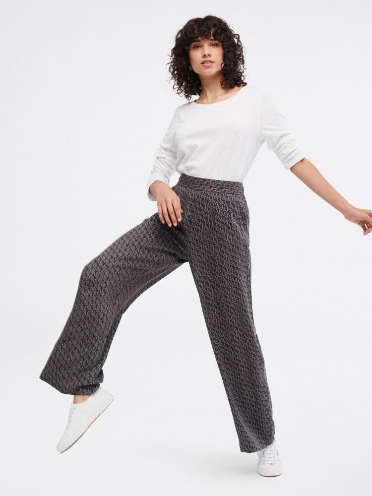 Filey Wide Leg Trouser