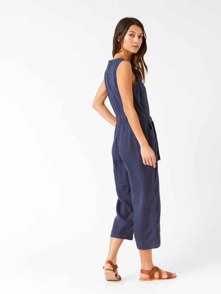 Horizon Linen Jumpsuit