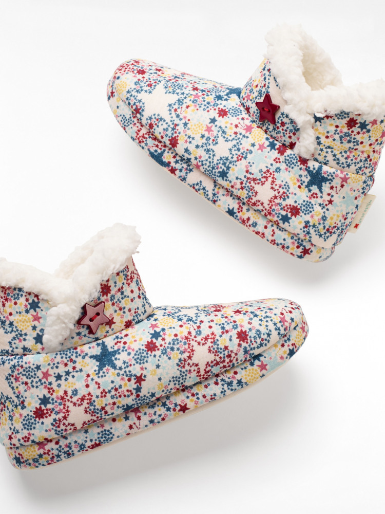 Star Bootie Slipper
