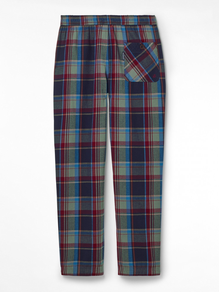 Thame Brushed Flannel Check