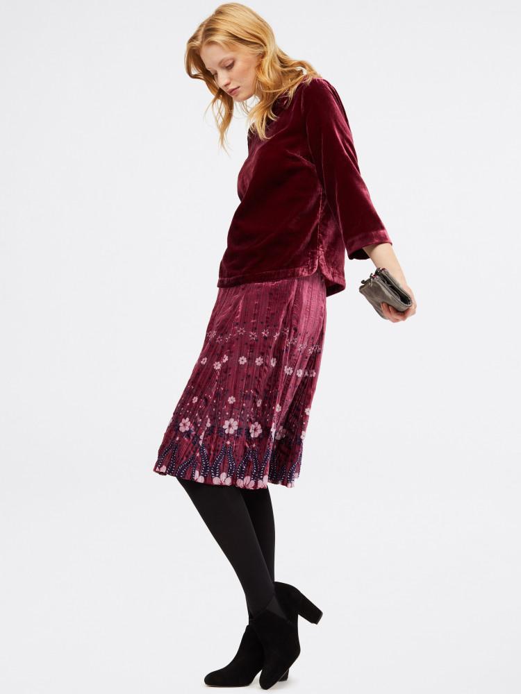 Festive Maple Crush Skirt