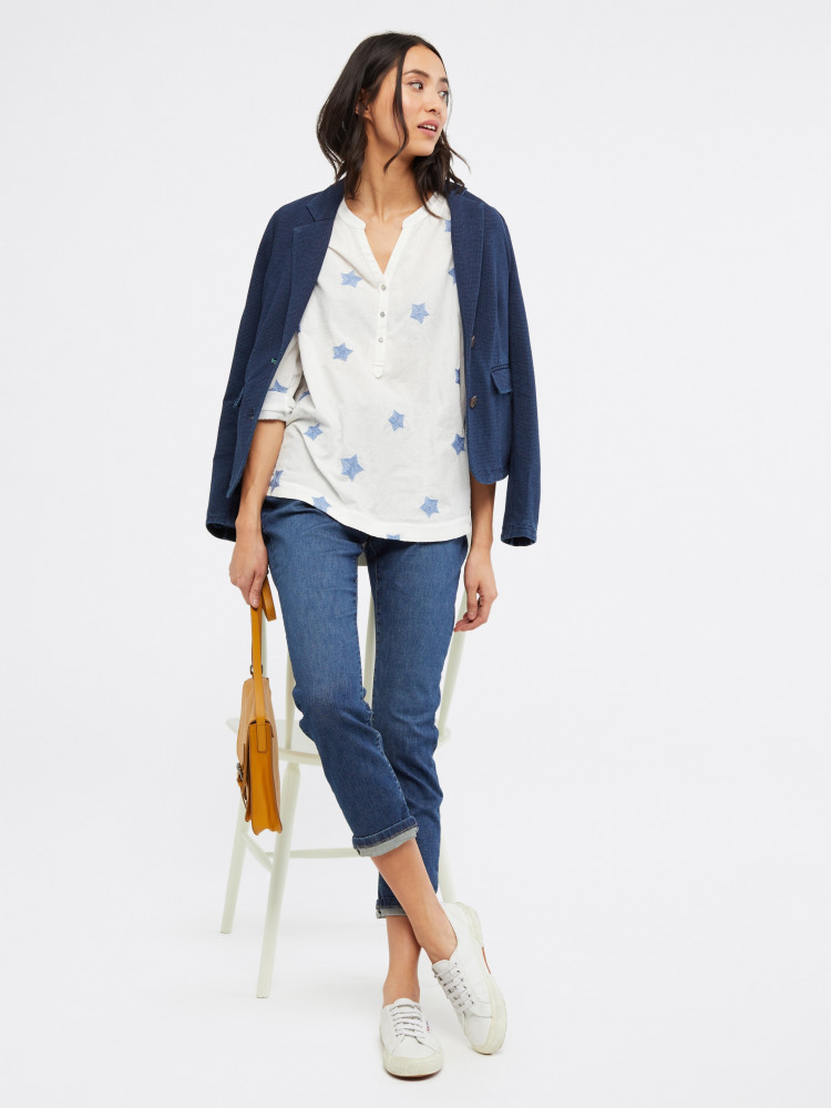 Driffiled Jersey Blazer