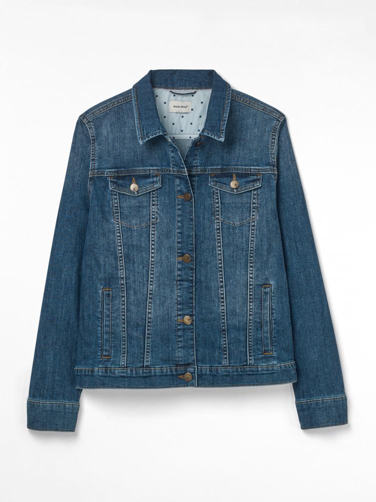 Betsy Denim Jacket