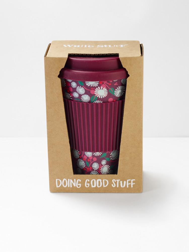 Bramble Ditsy Eco Coffee Mug