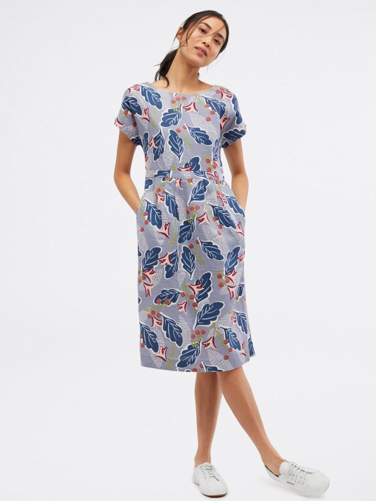Mark Maker Linen Dress