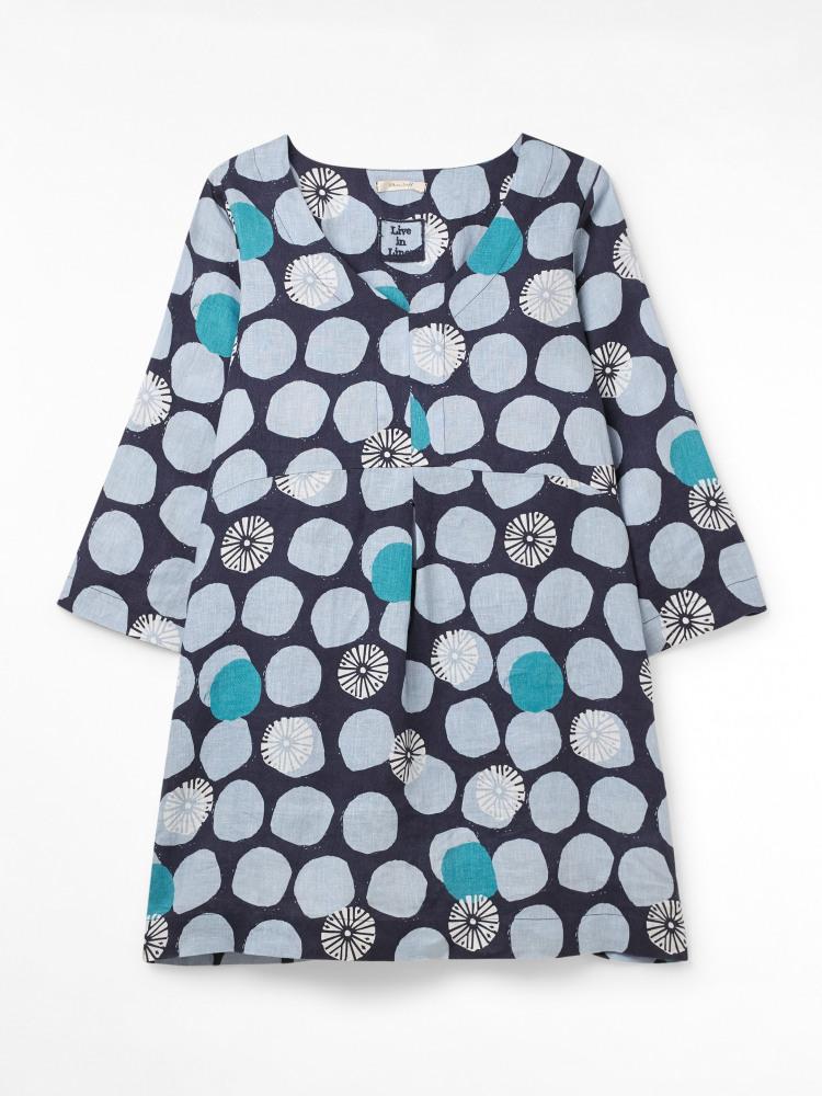 Bailey Linen Tunic