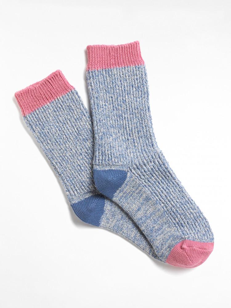 Spacey Rib Boot Sock