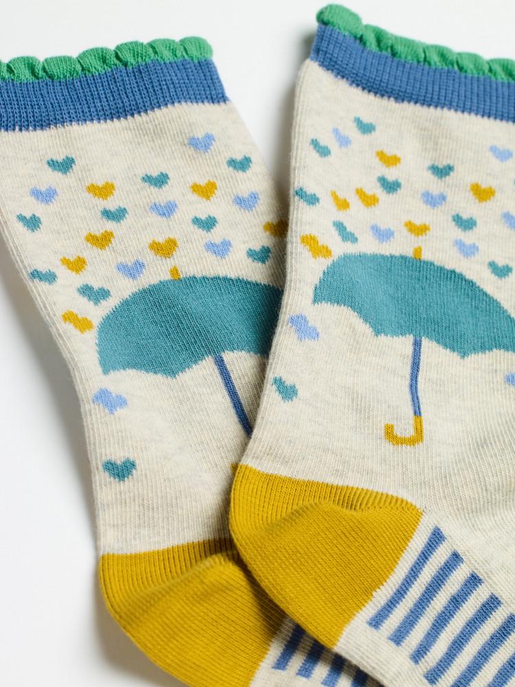Rainy Day Sock
