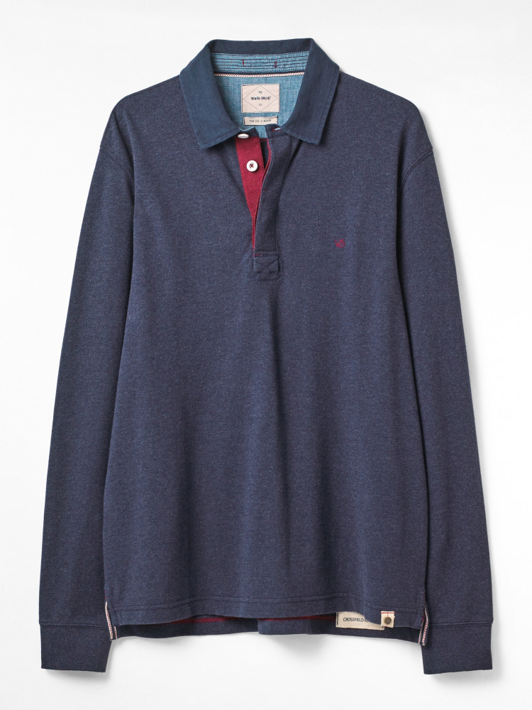 Crossfield Pique Rugby Shirt