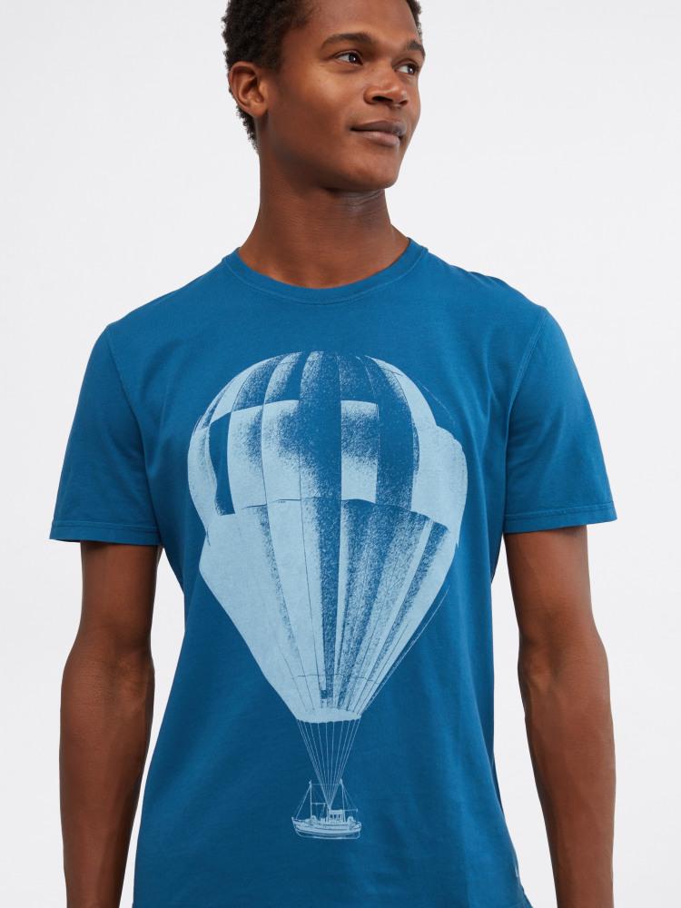 Balloon Graphic Organic Tee