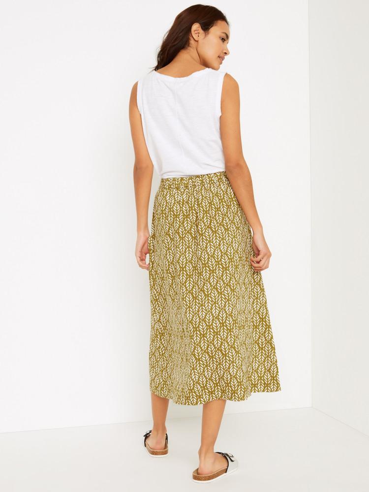 Margarita Print Skirt