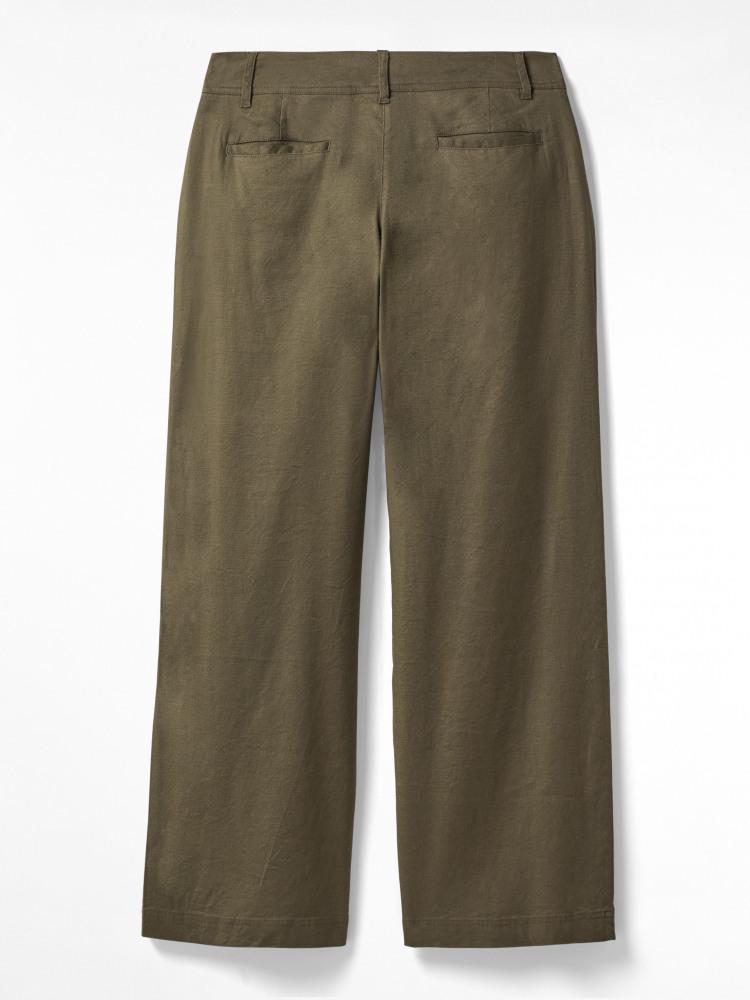 Winona Wide Leg Trouser