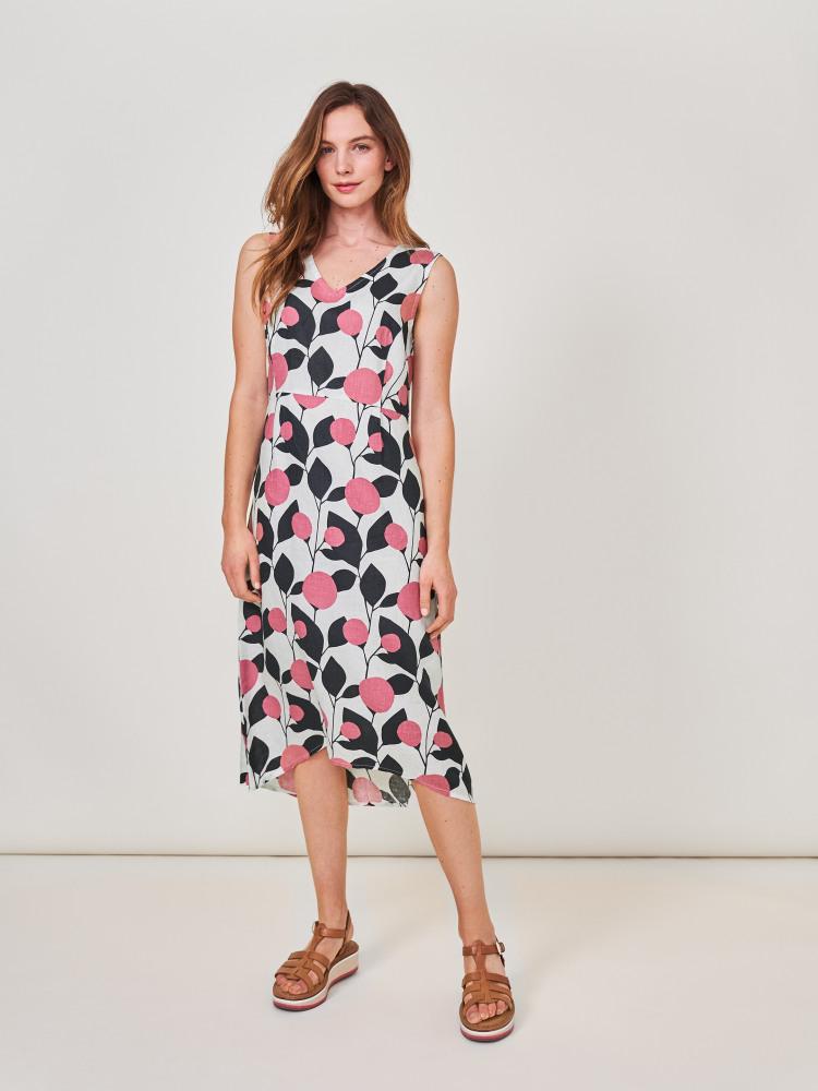 Adele Linen Dress