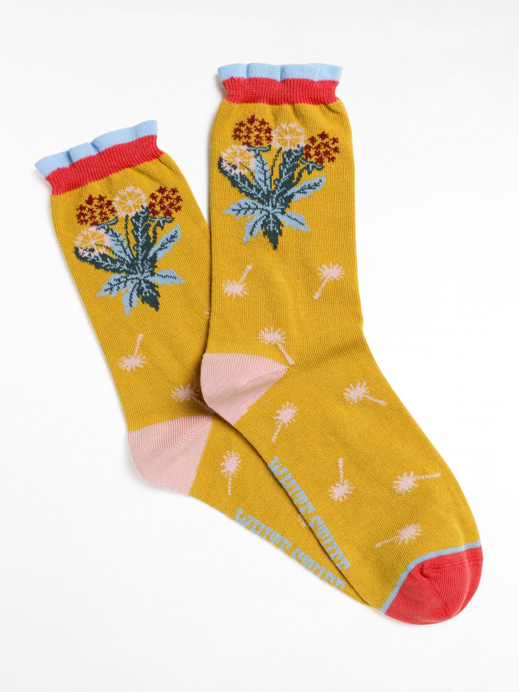 Dandelion Sock