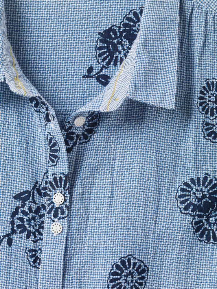 Hyacinth Shirt