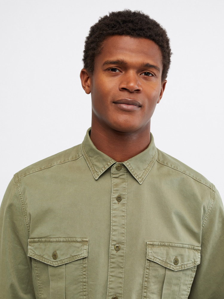 Woodsman Overshirt
