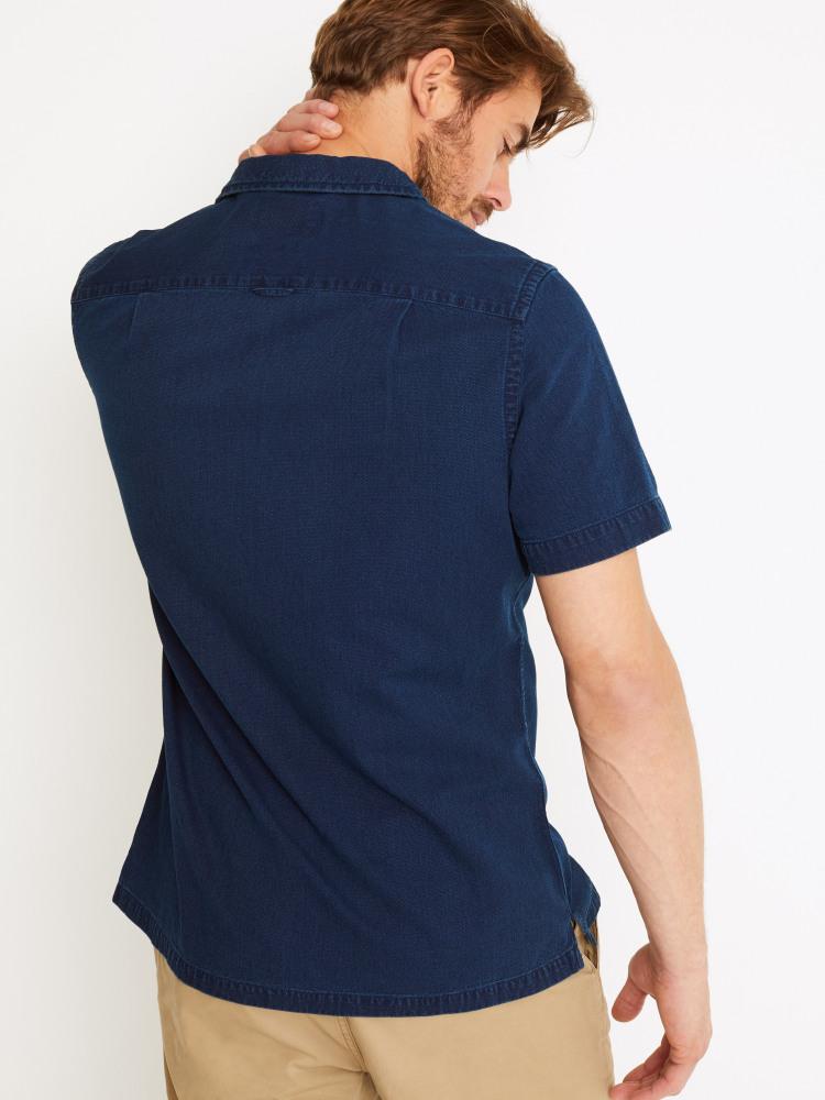 Bude Indigo Shirt