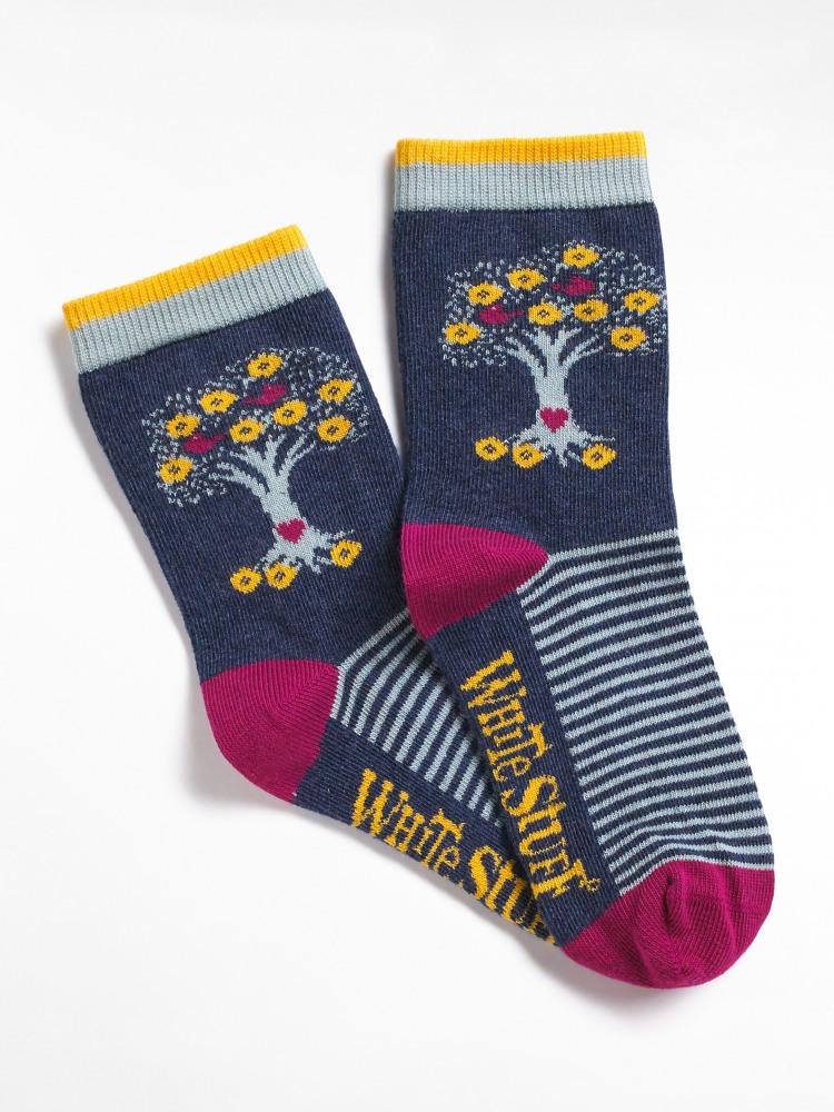 Mini Me Tree of Life Socks