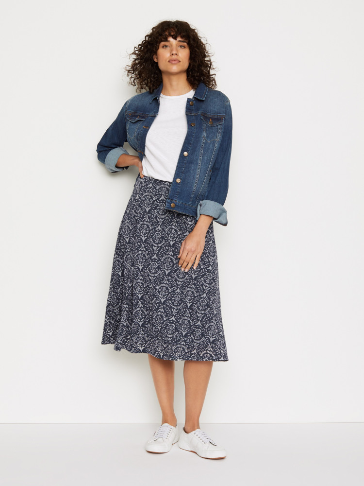 Chestern Burnout Skirt