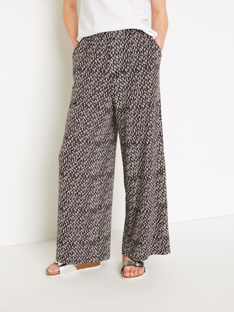 Bagdale Jersey WideLeg Trouser