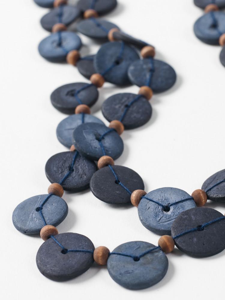 Veronica Casual Cord Necklace