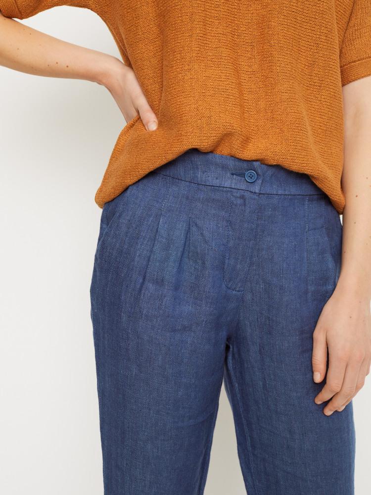 New Maison Linen Trouser