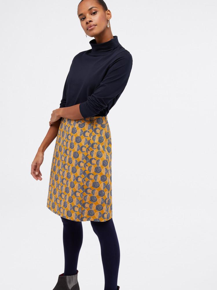 Cumulus Wrap Skirt